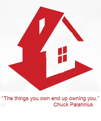 The Things You Own End Up Owning You Chuck Palahniuk